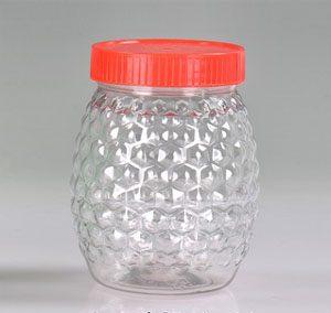 [塑膠罐] 62-鳳梨透明
