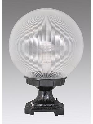 燈罩工廠製造:10吋內條紋牆頭燈