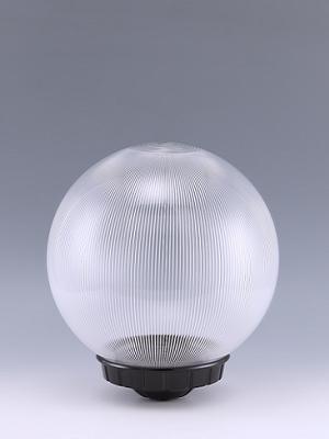 燈罩工廠製造:10吋內條紋燈罩