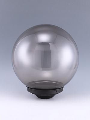 燈罩工廠製造:10吋茶色燈罩